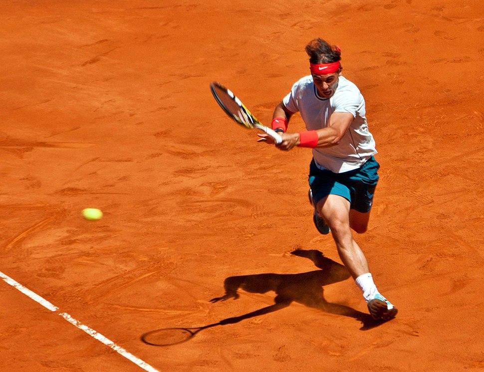 Rafael Nadal - Madrid 2013 - 001