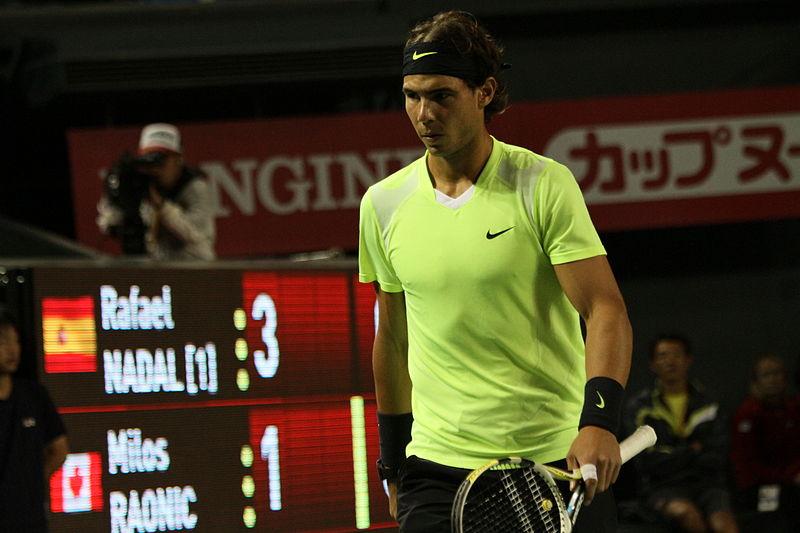 Nadal Wikipedia: 8500 Japan Open Tennis