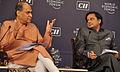 Rahul Bajaj and Shashi Tharoor.jpg