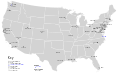 Rail networks USA map.svg
