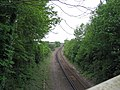 Railway line in Dorchester - geograph.org.uk - 435873.jpg
