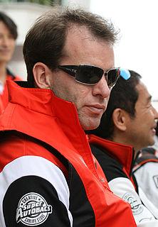 Ralph Firman racecar driver