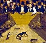 Tiny the Wonder, killing rats at the Blue Anchor Tavern