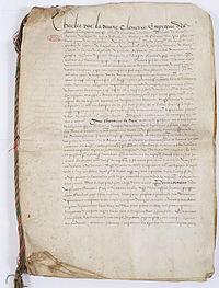 Ratification par Charles Quint du traité de Crépy en Laonnois Page 1-25 - Archives Nationales - AE-III-248.jpg