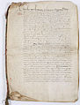 Ratification par Charles Quint du traité de Crépy en Laonnois Page 1-25 - Archives Nationales - AE-III-248.jpg