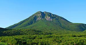 Mount Rausu - Image: Rausu dake 02