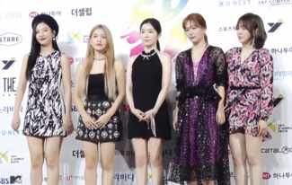 Red Velvet at Soribada Awards on August 23, 2019.png