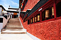 Red walls & prayer wheels.jpg