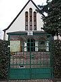 Reformed Church, gate, 2018 Mátyásföld.jpg