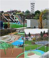Reformers Square playground in the rain, montage - 2019.jpg