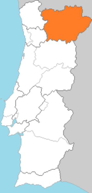 Trás-os-Montes e Alto Douro Province - The historical province of Trás-os-Montes e Alto Douro