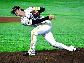 Rei Takahashi Japanese baseball player