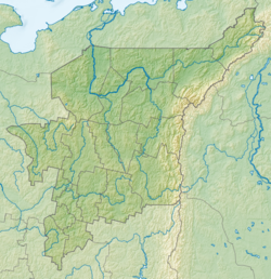 Чёрный Ручей (приток Созьвы) (Республика Коми)
