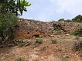 Remains of walled structure - Farradiyya - Parod.jpg