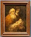 Rembrandt - Simeon in the Temple DSC6899.jpg