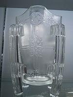 Replica of the Liam McCarthy Cup presented to Jimmy Doyle.jpg