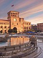 Republic square and sunset.jpg