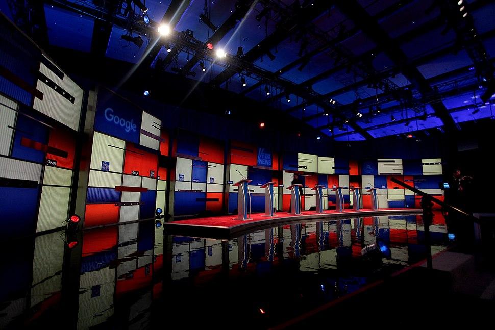 Republican Presidential debate 2016 by Gage Skidmore