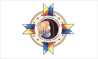 White Earth Indian Reservation - Reservation flag