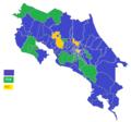 Resultados electorales por canton Costa Rica 2002.png