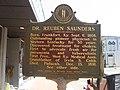 Reuben Saunders historical marker.jpg