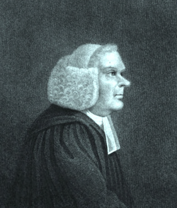 Rev. john berridge