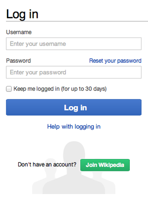 Revised login form on the English Wikipedia, 2013-05-31.png