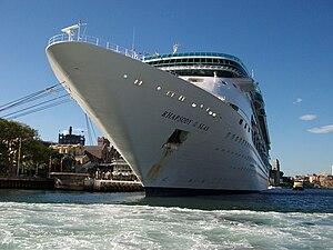 MS Rhapsody of the Seas - Image: Rhapsody OT Sea Syd 01