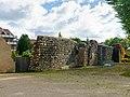 Rheinsberg Schloss Rest Stadtmauer.jpg