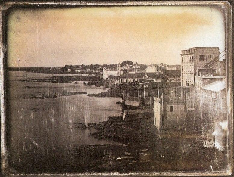 Ribera Sur de Buenos Aires, 1852