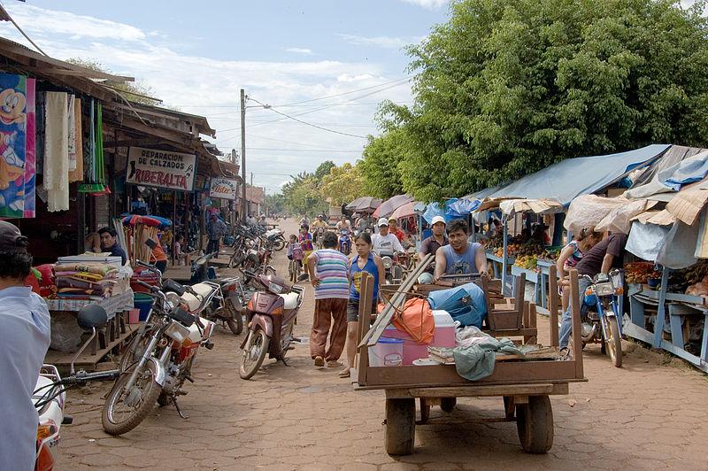 File:Riberalta Street Scene.jpg