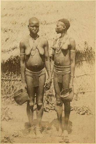 Madi people - Madi women