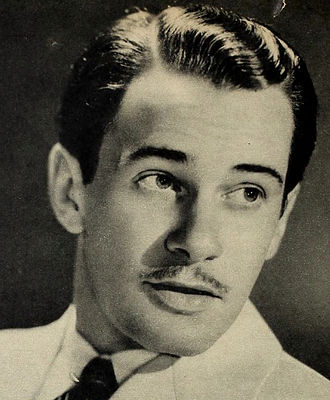 Richard Carlson (actor) - Carlson in 1940