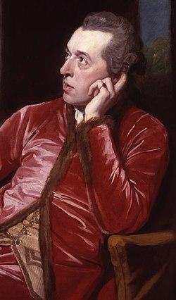 Richard cumberland, dramatist