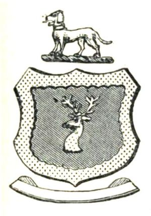 Richard Fothergill (politician) - Richard Fothergill's coat of arms