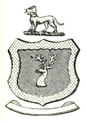 Richard Fothergill (politician) - Richard Fothergill's coat of arms