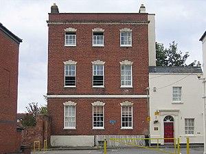 Sir Thomas Rich's School - Richleigh, Barton Street, the former site of the school.