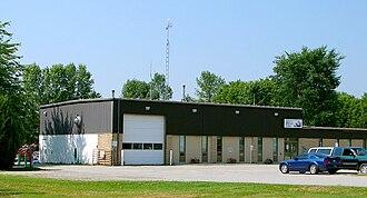 Rideau Lakes, Ontario - Municipal office