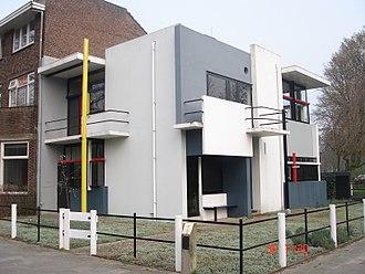 Truus Schröder-Schräder - The Rietveld Schröder House in Utrecht, Netherlands