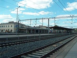 Riihimäki railway station