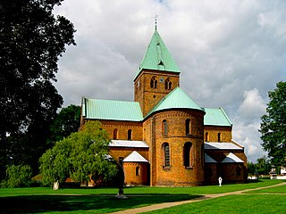St. Bendts Church, Ringsted church building in Ringsted Municipality, Denmark