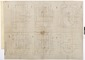 Ritning kommunikationstrappa, Hallwylska palatset, 1894 - Hallwylska museet - 102154.tif