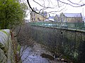 River Brun and Old Grammar School - geograph.org.uk - 1726516.jpg