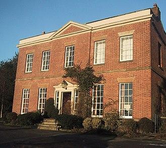 Rivington - Rivington Hall