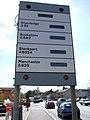 Road Information Board, Leeds Road - geograph.org.uk - 510850.jpg