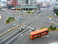 Road Junction of Wuquan Road and Zhongzheng Road, Taichung Port Road Section 1 20111009.jpg