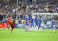 Robben free kick Champions League Final 2012.jpg