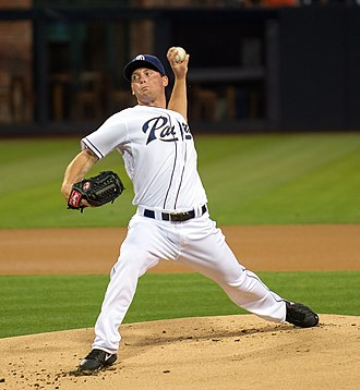 Robbie Erlin - Erlin with the San Diego Padres in 2013