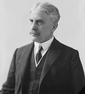 Minister of Foreign Affairs (Canada) - Image: Robert L Borden