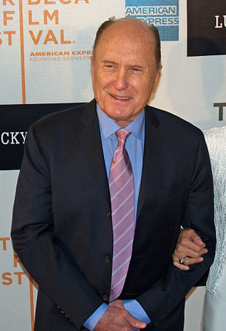 Robert Duvall - Duvall at the Tribeca Film Festival in 2007